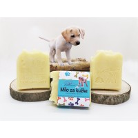 MILO ZA KUŽKE - SOAP FOR DOGS