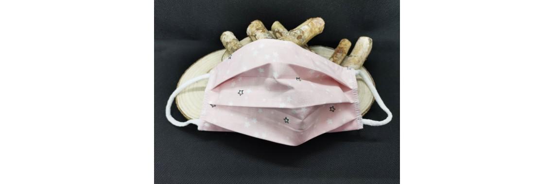 pralna bombažna maska